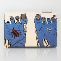walking dead iPad Cases featuring Walking Dead by Jordan Luckow