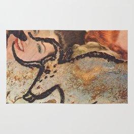 Cave Women Rug