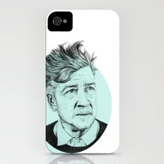 David Lynch iPhone (4, 4s) Slim Case