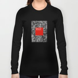 ABSTRACT CERTIFIED Long Sleeve T-shirt