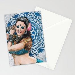 Barbara Oshun Belly Dancer Stationery Cards