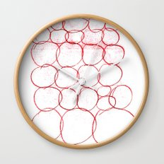 AUTOMATIC CIRCLE Wall Clock