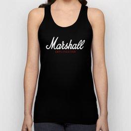 Marshall Amplification Unisex Tank Top