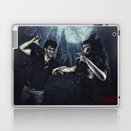 Halloween Nightmare Poster  Laptop & iPad Skin