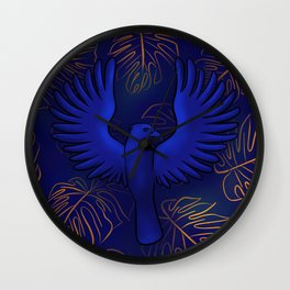 Ravenclaw, Intelligence and Creativity Wall Clock
