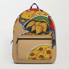 fastfood Backpack