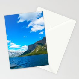 Lake Minnewanka Stationery Cards