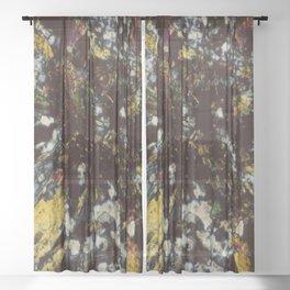 Epidote Sheer Curtain