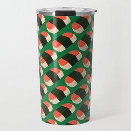 Spam Musubi Travel Mug