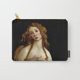 "Sandro Botticelli ""Venus"" (Gemäldegalerie, Berlin) Carry-All Pouch"