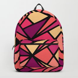 Mod Coral Geo Backpack