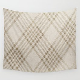 Rich Beige Wall Tapestry