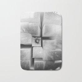 Cubed Apple Bath Mat