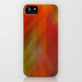 Día cálido · Glojag iPhone Case