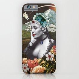Moon Memories  iPhone Case