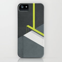 Off The Deep End iPhone Case