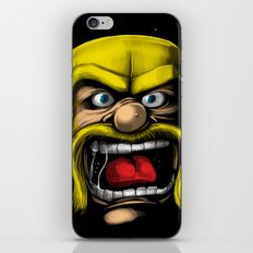 Barbarian iPhone & iPod Skin