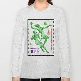 1979 XXII Summer Olympics Long Sleeve T-shirt