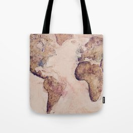 Old World Tote Bag