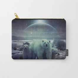 The Queen of the North Pole v.3 Carry-All Pouch