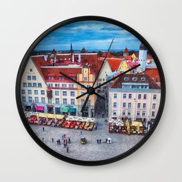 Tallinn art 10 #tallinn #city Wall Clock
