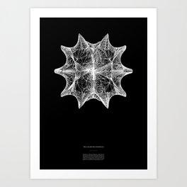 The Calabi-Yau Manifold Art Print