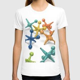 Jack's Jacks- A Still Life T-shirt