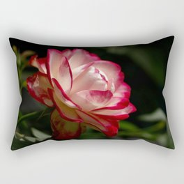 Tranquility with Hope in a Rose Rectangular Pillow