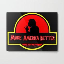Trump Park Metal Print