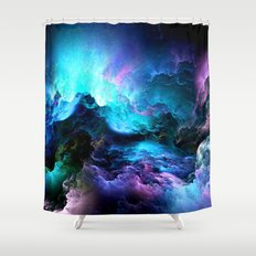 Great Clouds Shower Curtain