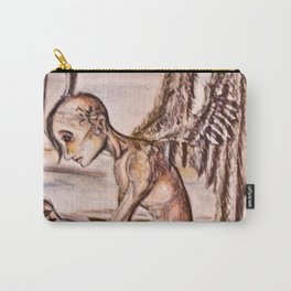 Agel of demons Carry-All Pouch