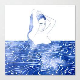 Nereid VIII Canvas Print