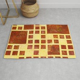 Nemissos V1 - painted squares Rug