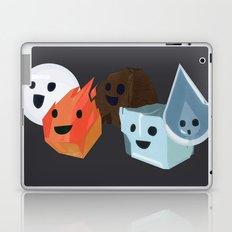 Elementary _ Complete Cast Laptop & iPad Skin