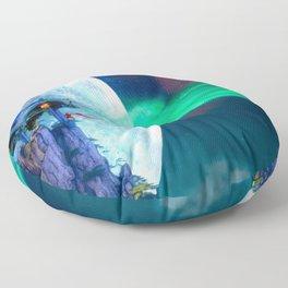 The Lightkeeper Floor Pillow