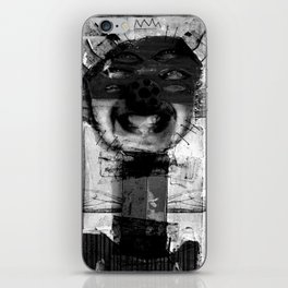 Wings and Horns iPhone Skin