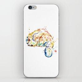 Beaver - Oh Canada iPhone Skin