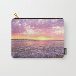a tropical sunset Carry-All Pouch