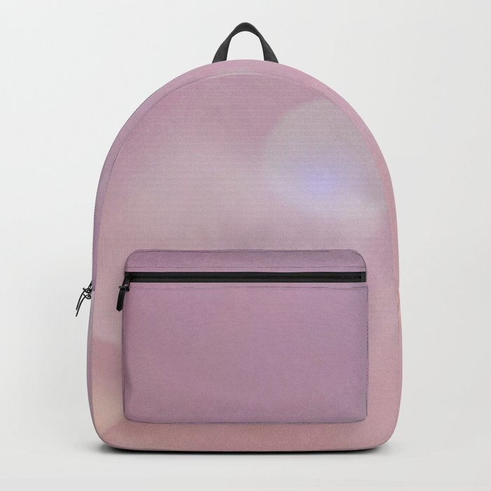 Pink Starlight Sky Backpack