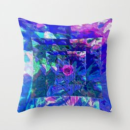 Over and Over and Over Again, by Sherri Nicholas Throw Pillow