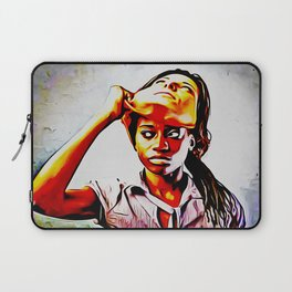 A LAMB IN WOLF'S CLOTHING Laptop Sleeve