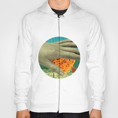 wake up and smell the flowers Hoody