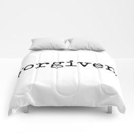 Forgiven Comforters