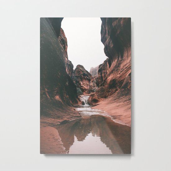 Utah III Metal Print