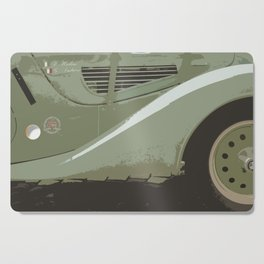 Mille Miglia No.136 Cutting Board