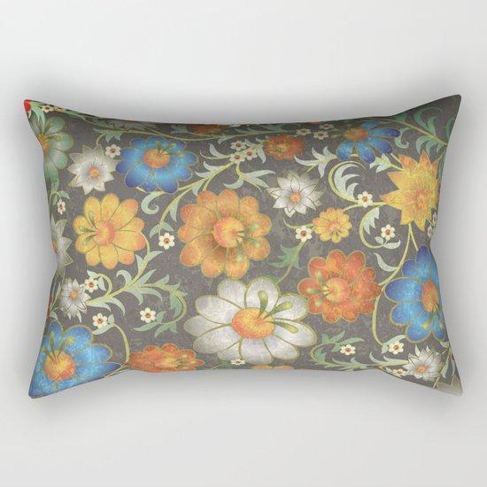 Shabby flowers #20 Rectangular Pillow