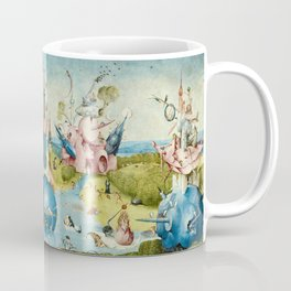 Heironymus Bosch - The Garden Of Earthly Delights Coffee Mug