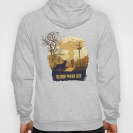 Bomb Went Off (Fallout 4) Hoody