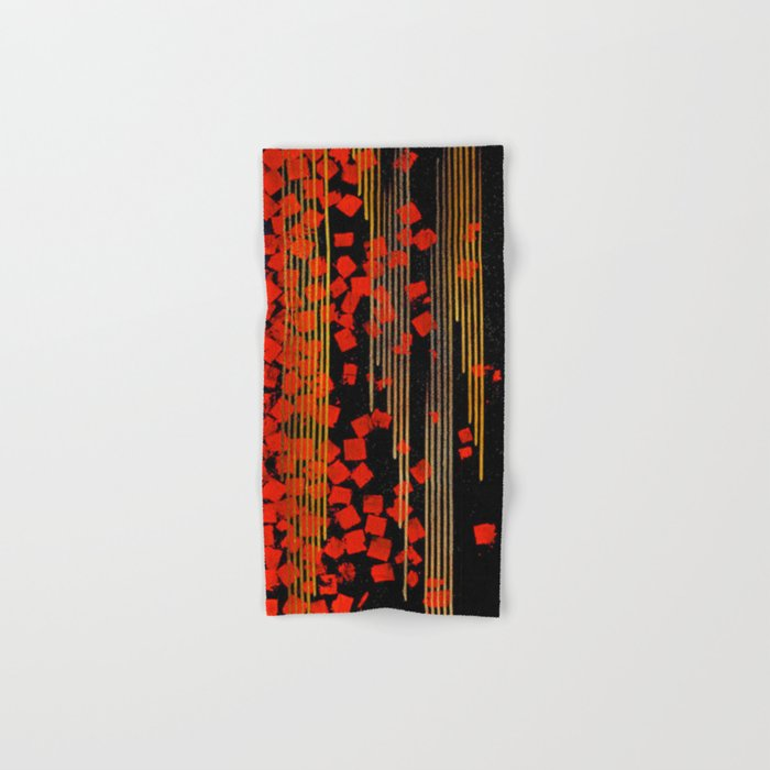 RAIN #society6 #decor #buyart Hand & Bath Towel