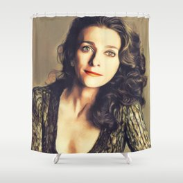 Judy Collins, Music Legend Shower Curtain